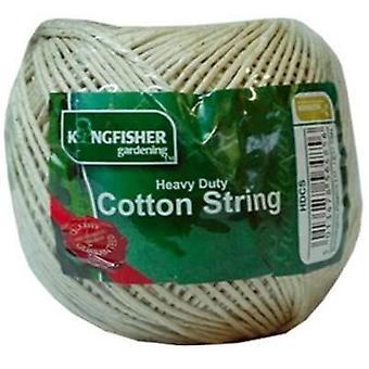 Kingfisher 100m Gardening Heavy Duty Cotton String Garden Cord