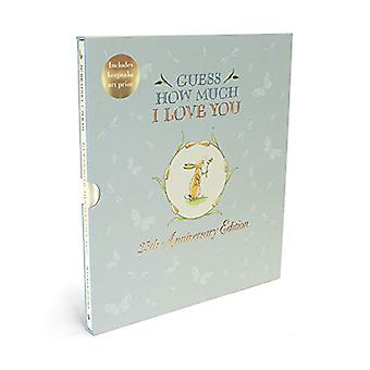 Guess How Much I Love You by Anita Jeram - 9781406390742 Book