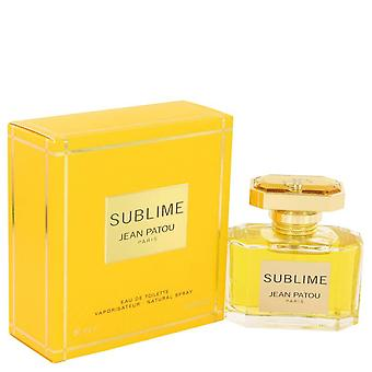 Jean Patou - Sublime - Eau De Toilette - 30ML