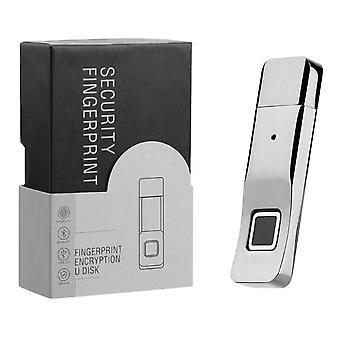 32 GB de huellas dactilares encriptado USB stick