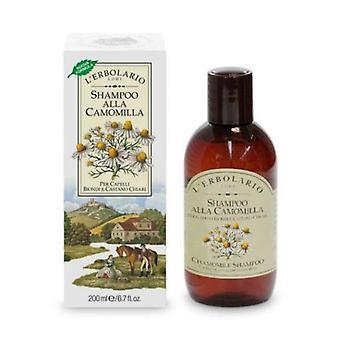 L'Erbolario Chamomile Shampoo 200 ml