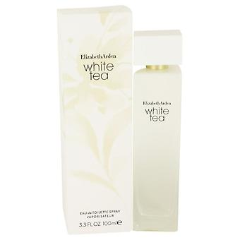 White Tea Eau De Toilette Spray By Elizabeth Arden 3.3 oz Eau De Toilette Spray