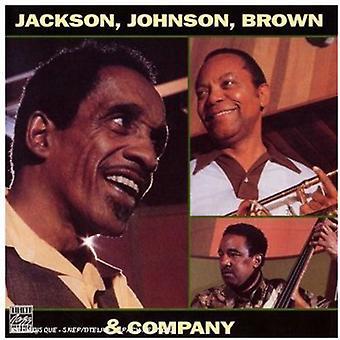 Jackson/Johnson/Brown - And Company [CD] USA import