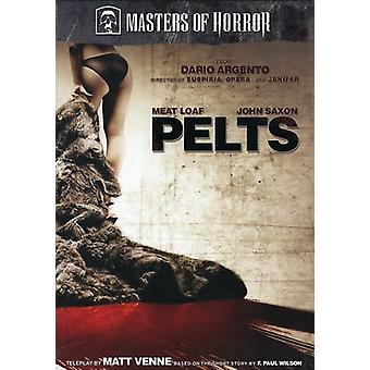 Masters of Horror - Pelts [DVD] USA import