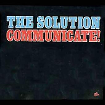 Solution - Communicate [CD] USA import