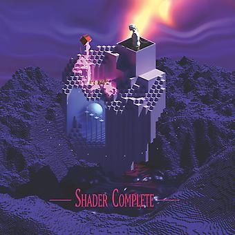 Sacred Tapestry - Shader Complete [CD] USA import