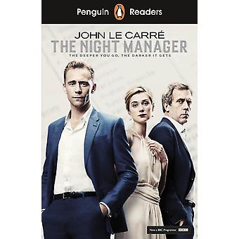 Penguin Readers Level 5 The Night Manag by John Le Carr