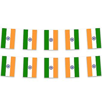 India Bunting 5m Polyester Fabric Cricket Sport Country