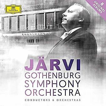 Jarvi, Neeme / Gothenburg Symphony Orchestra - Neeme Jarvi & Gothenburg Symphony Orchestra [CD] USA import