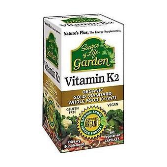 Vitamin K2 Garden 60 capsules