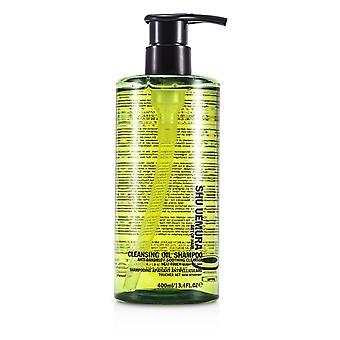 Reinigende olie shampoo anti roos rustgevende reinigingsschoon (nette touch ontgiftende shiso) 162935 400ml/13.4oz