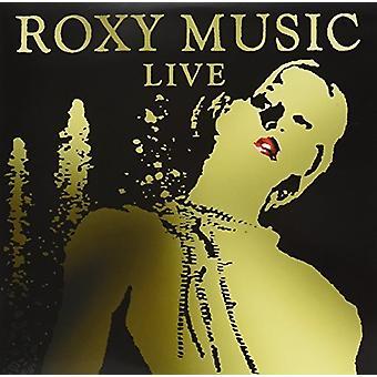 Roxy Music - Roxy Live (3LP) [Vinyl] USA import