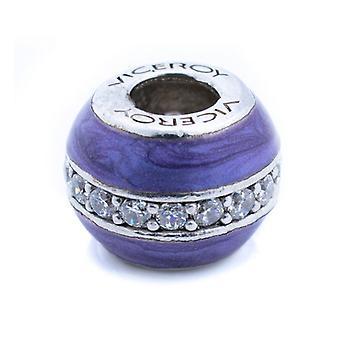 Ladies'Beads Viceroy VMM0317-27 Purple (1 cm)
