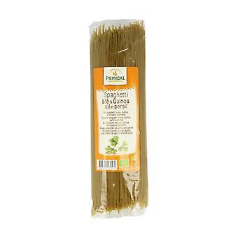 Spaghetti z komosą ryżową, czosnkiem i pietruszką organiczną 500 g