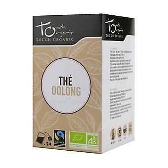 Organic Oolong tea 24 packets