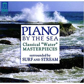 Piano by the Sea - Piano by the Sea: Classical Water Masterpieces [CD] USA import