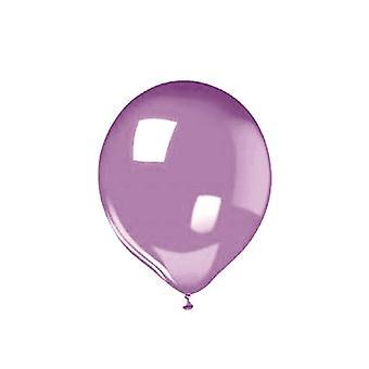 """25 10""""/25cm Luftballons - Flieder"""