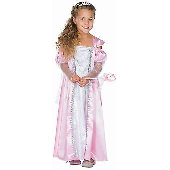Princesinha Fantasia de Fada Infantil Konigin Fada Rainha