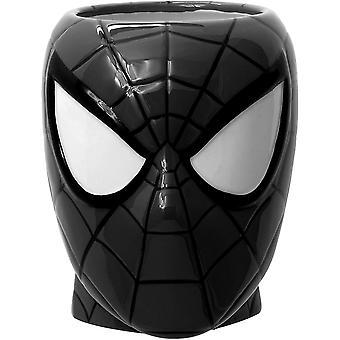 Mug - Marvel - Spider-Man Black Suited Ceramic Cup