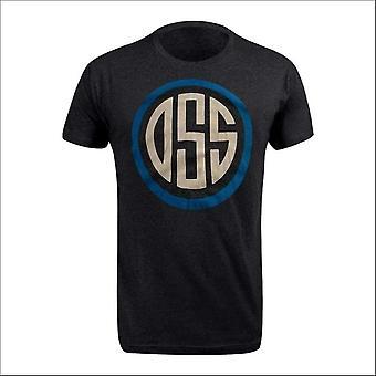 Hayabusa OSS t-shirt-zwart-maat Small