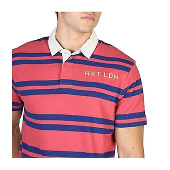 Hackett - Clothing - Polo - HM570732_228 - Men - palevioletred,blue - M