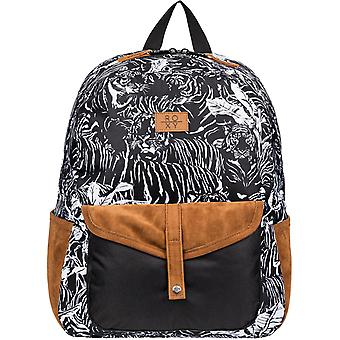 Roxy Carribean Backpack in Anthracite Tiger Camo