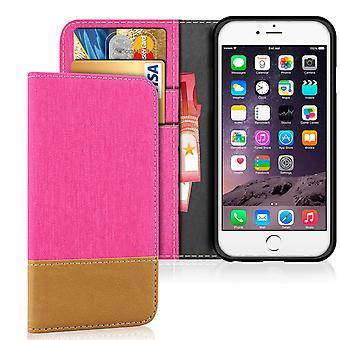 Mobile Case with Short Pocket for Apple iPhone 6/6s Shockproof Phone TPU Full Cover