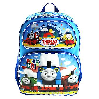 Thomas Backpack Thomas and Friends Train Engine Ready to Go