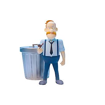 Inspector Gadget Chief Quimby 1:12 Scale Action Figure