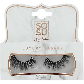 SOSU Luxury 3D-effect valse wimpers - Taylor - Instant Lengte en Volume