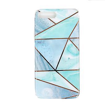 Stoßfestes Mobile Case mit Halter, für iPhone 7Plus/8Plus - Blau