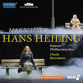Hans Heiling [CD] USA import