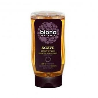 Biona - orgaaninen Agave siirappi - valo