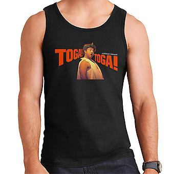 Animal House Bluto Toga Toga Men's Vest