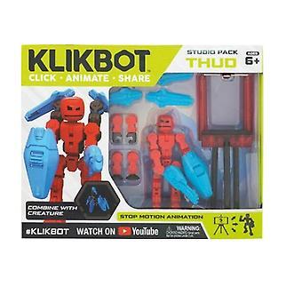 Klikbot Studio Thud Action Playset