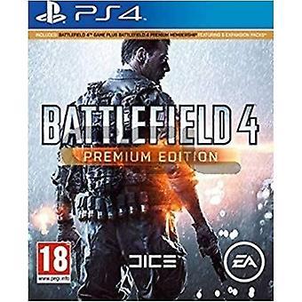 Battlefield 4 Prenium Edition JEU PS4