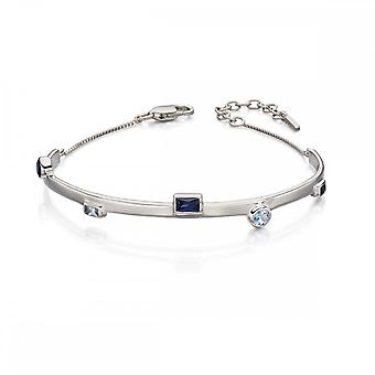 Fiorelli Silver Blue Bracelet B5024