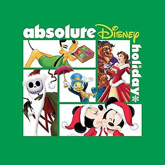 Absolute Disney: Holiday [CD] USA Import