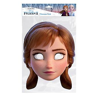 Frozen Anna Frozen II Character Party Face Mask