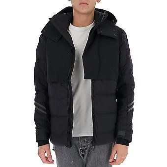 Canada Goose 2733mb61 Men's Black Nylon Down Jacket