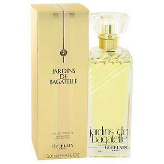 Jardins De Bagatelle By Guerlain Eau De Toilette Spray 3.4 Oz (women) V728-454229