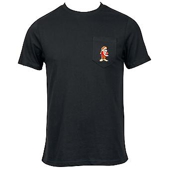 Grumpy Disney Character Pocket T-Shirt