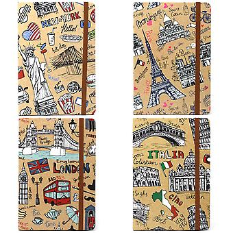 Cool A5 Notebook - Mallit - Travel X 1