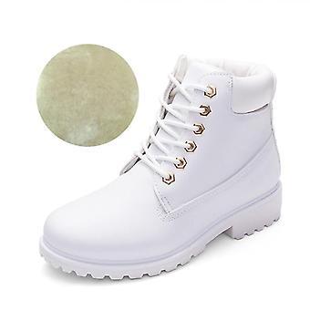 Autumn/winter Plush Snow Boot Heel Keep Warm Women's Boots