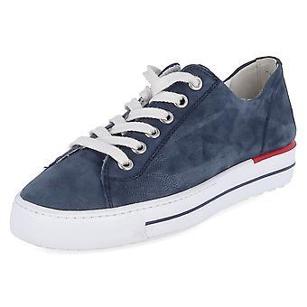 Paul Green 4704458NATURALNUBUKINDIGO universal all year women shoes
