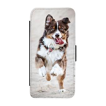 Border Collie iPhone 12 Pro Max Wallet Case