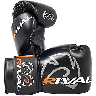 Competir con guantes de boxeo bolsa de Econo - negro