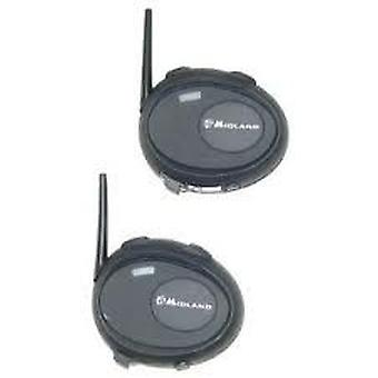 Midland BT City Twin Pack Pre-Paired Intercom