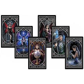 Fournier - anne stokes tarot cards