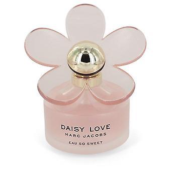 Daisy Love Eau Så Sweet Eau De Toilette Spray (Tester) Af Marc Jacobs 3,3 ounce Eau De Toilette Spray